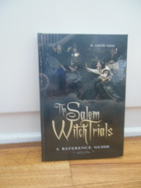 Image for The Salem Witch Trials: A Reference Guide