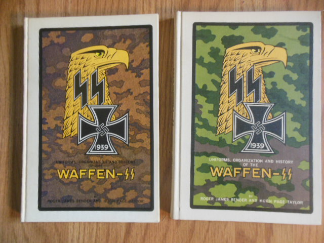 Image for Uniforms, Organization and History of the Waffen -- SS  Volume 1, Volume 2
