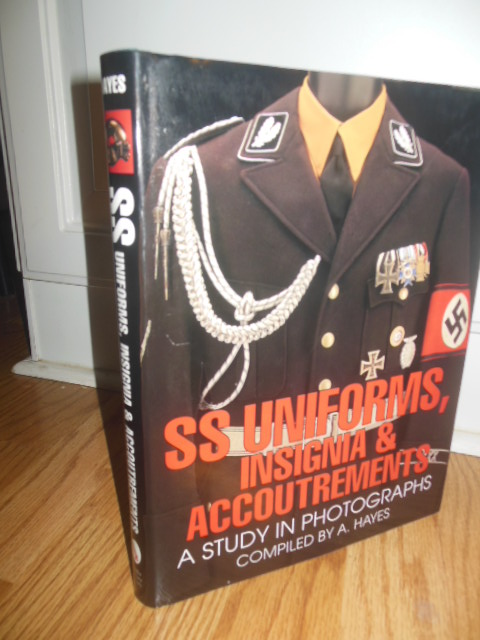 Image for SS Uniforms, Insignia and Accoutrements: A Study in Photographs (Schiffer Military History)