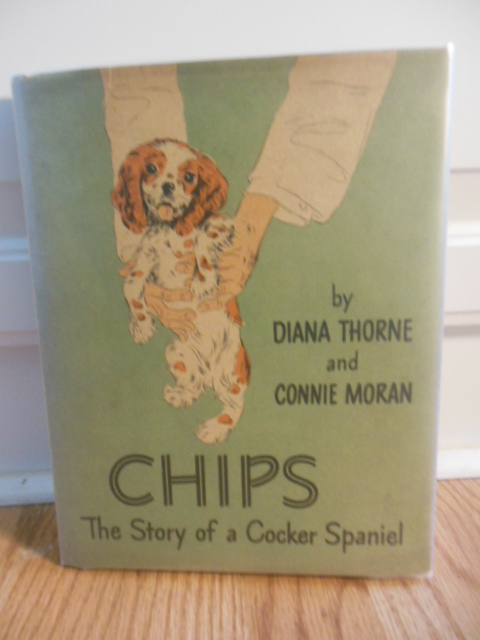 Image for Chips The Story of a Cocker Spaniel