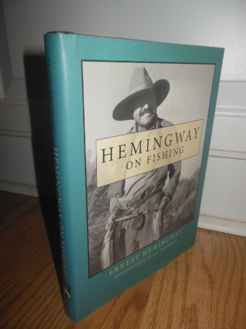 Image for Hemingway on Fishing