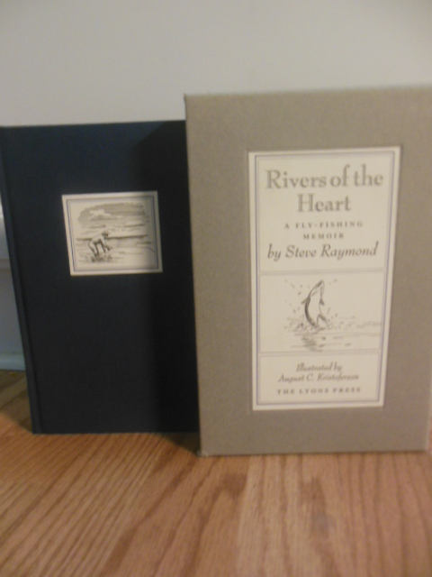 Image for Rivers of the Heart: A Fly Fishing Memoir