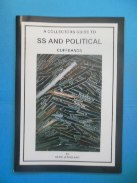 Image for Collector's Guide to SS and Political Cuffbands