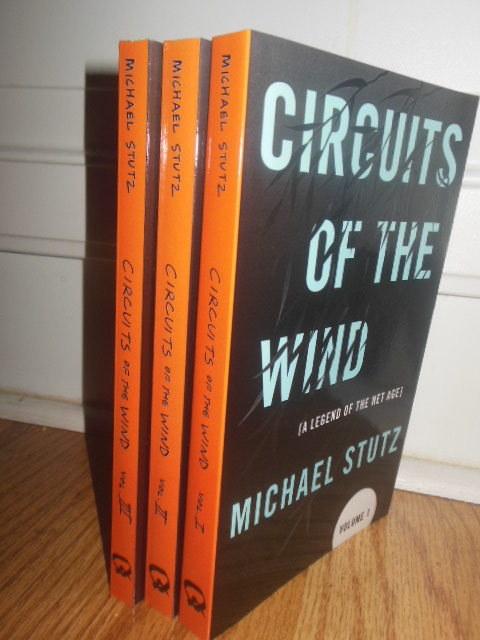 Image for Circuits of the Wind: A Legend Of the Net Age (Three Volume Set)