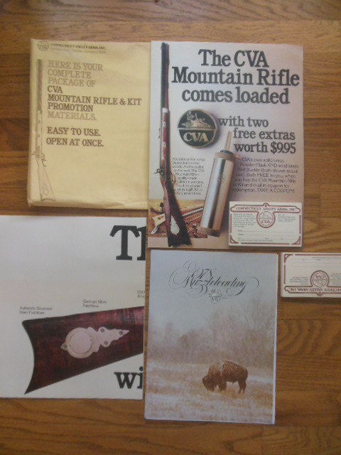 Image for CVA Mountain Rifle & Kit Promotion Materials