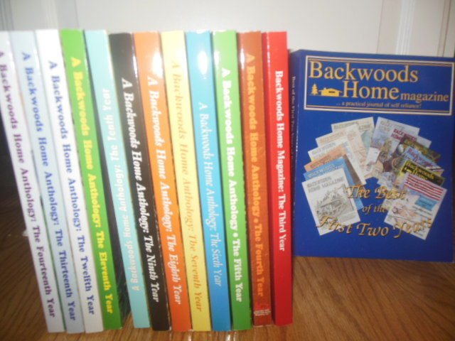 Image for Backwoods Home Magazine The Best of the First Two Years (Plus the Next Twelve Years)