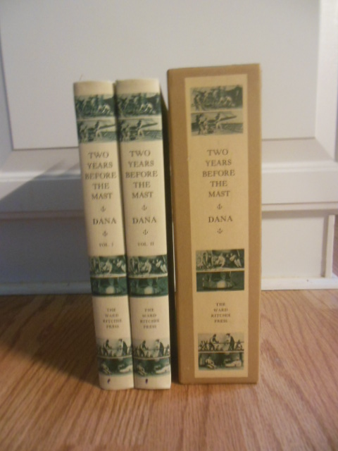 Image for Two Years Before the Mast: Volume One, Volume Two in Slipcase