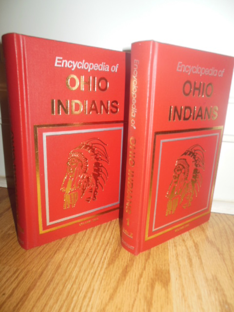 Image for Encyclopedia of Ohio Indians: Volume 1 A-Z; Volume 2 Treaties