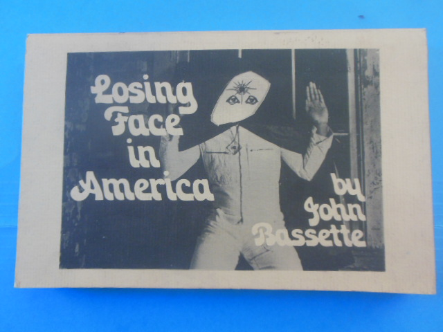 Image for Losing Face In America (SIGNED)