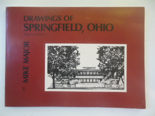 Image for Drawings of Springfield, Ohio and Vicinity