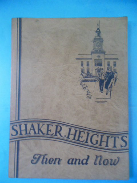 Image for Shaker Heights Then and Now