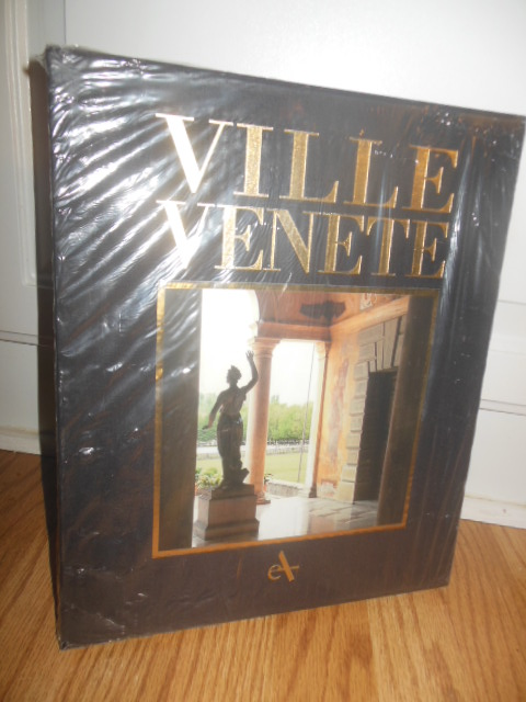 Image for Ville Venete Deluxe Edition Hardcover and Slipcase (NEW in shrinkwrap)