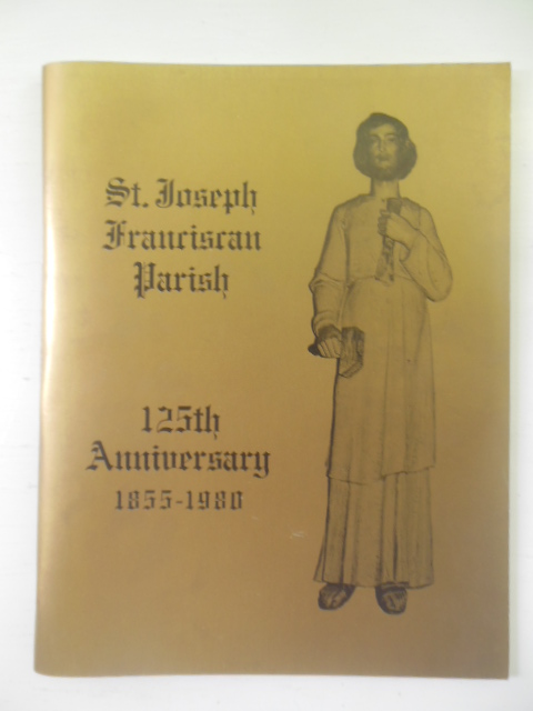 Image for St. Joseph Franciscan Parish 125th Anniversary 1855-1980 (Cleveland)
