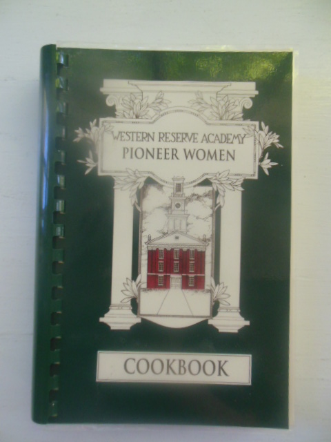 Image for Western Reserve Academy Pioneer Women Cookbook