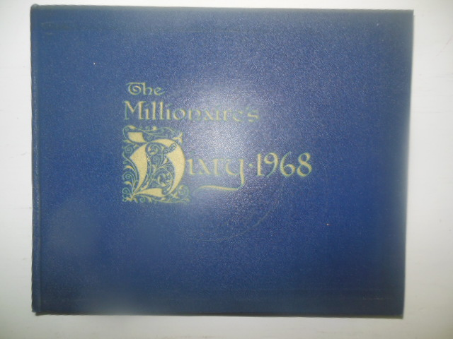 Image for The Millionaire's Diary 1968