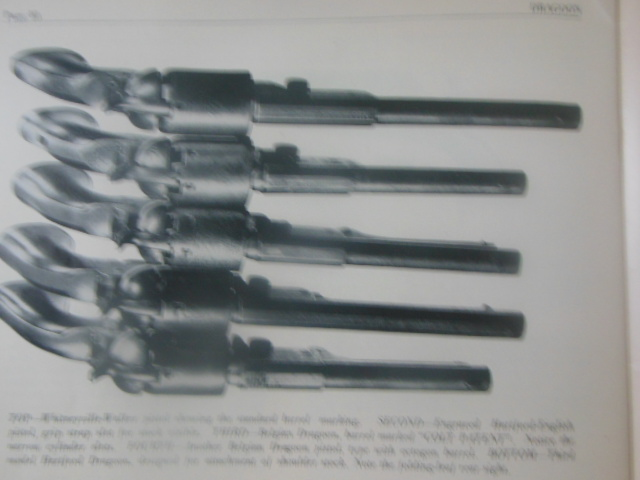 Image for Colt Dragoon Pistols; A Saga of the Six Shooter and the Trails It Blazed