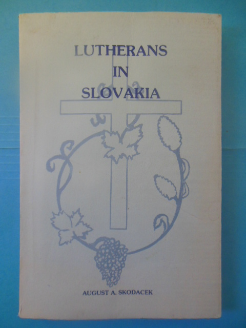 Image for Lutherans in Slovakia (SIGNED 1st)