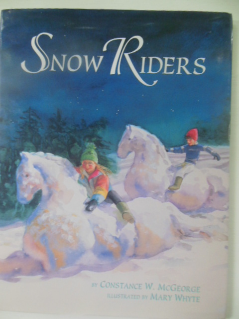 Image for Snow Riders (SIGNED 1st ED.)