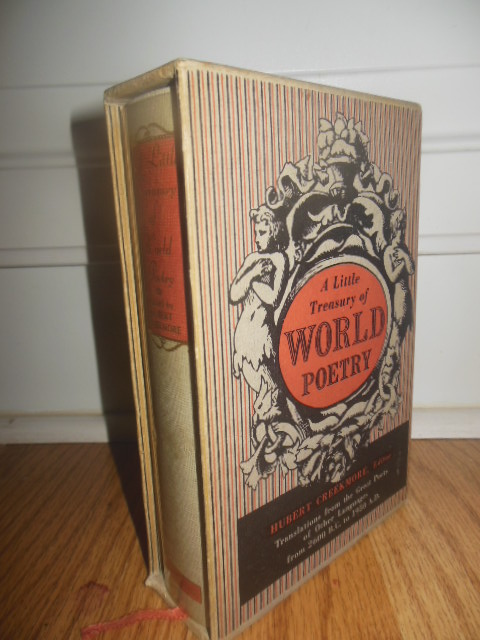 Image for A Little Treasury of World Poetry (1st Ed. In Slipcase)