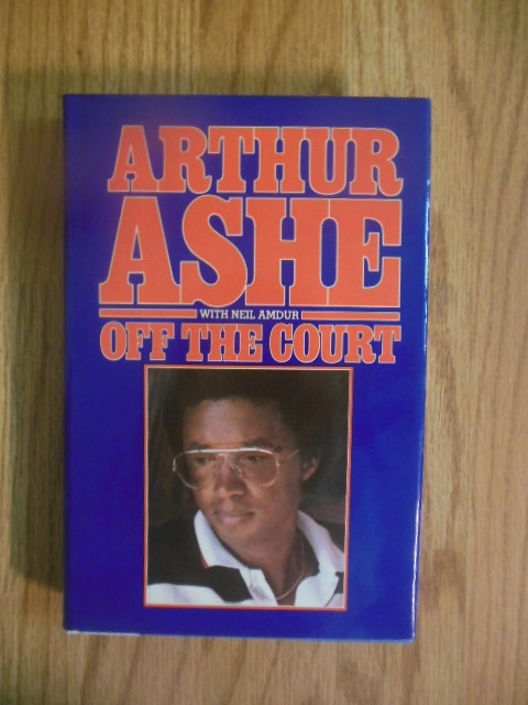 Image for Off the Court (1st Ed. SIGNED By Ashe)