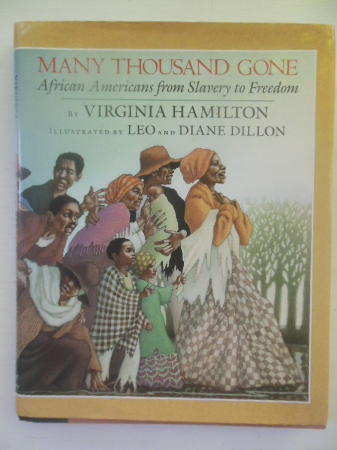 Image for Many Thousand Gone: African Americans from Slavery to Freedom  (SIGNED)