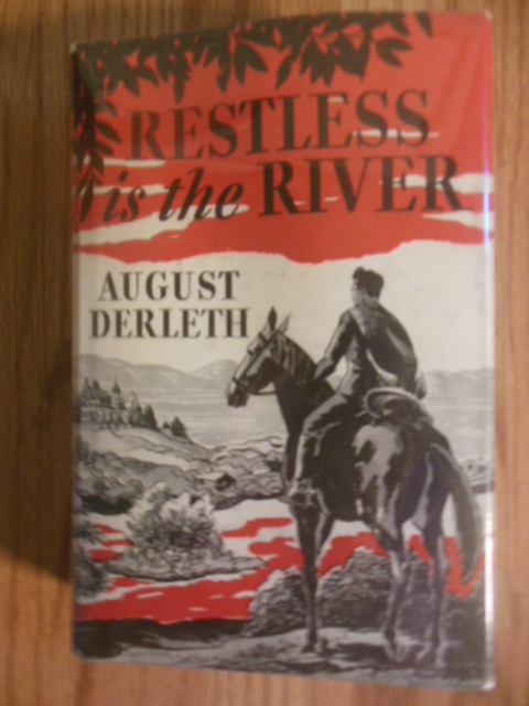 Image for Restless is the River