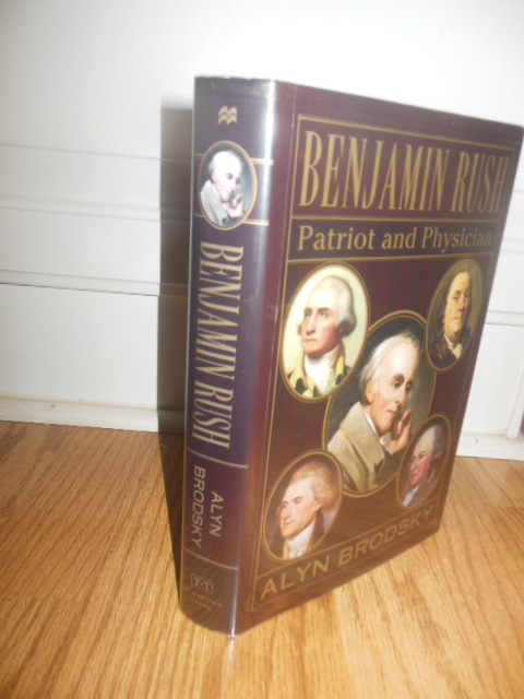 Image for Benjamin Rush: Patriot and Physician
