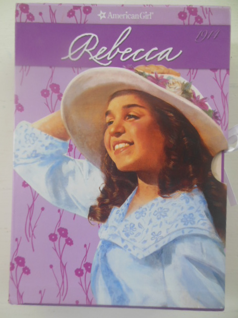 Image for Rebecca  Boxed Set with Game (American Girl)