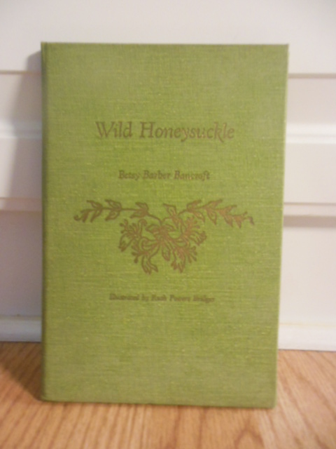 Image for Wild Honeysuckle (Poems, 1966)