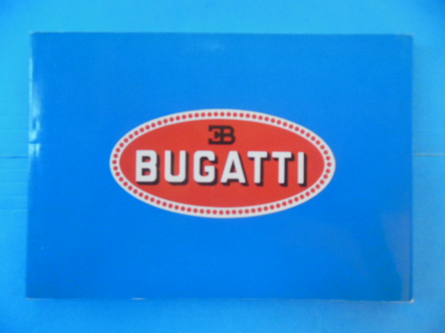 Image for The Complete Book of Bugatti