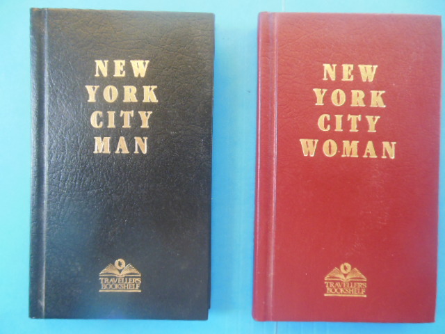 Image for New York City Man; New York City Woman (1989 Travelers Bookshelf)