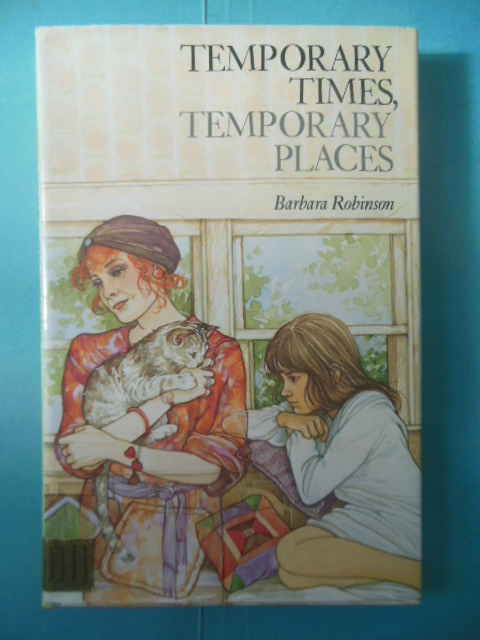 Image for Temporary Times, Temporary Places