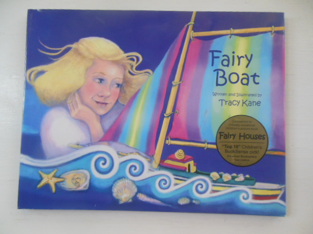 Image for Fairy Boat (The Fairy Houses Series)  SIGNED