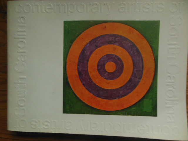 Image for Contemporary Artists Of South Carolina (Jasper Johns)