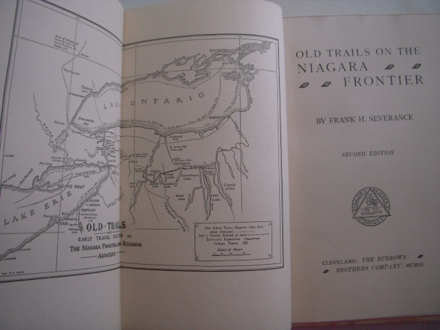 Image for Old Trails on the Niagara Frontier