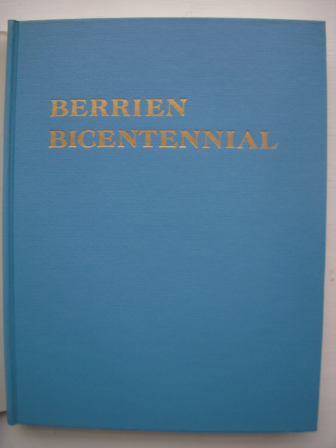 Image for Berrien Bicentennial (Michigan)