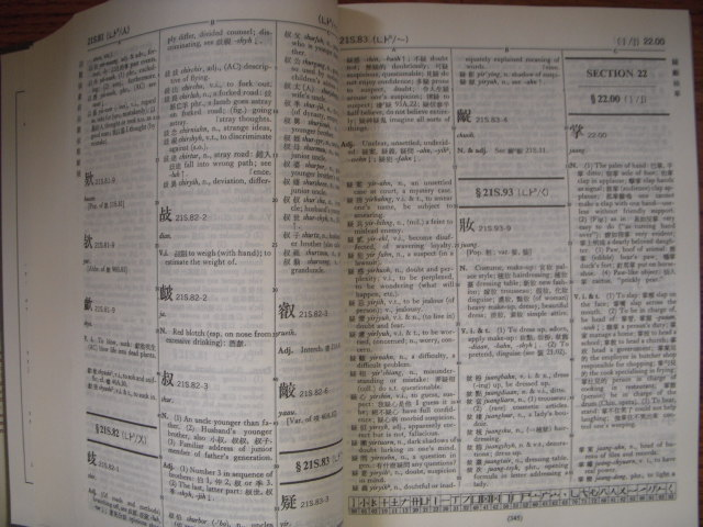 Image for Lin Yutang's Chinese-English Dictionary of Modern Usage