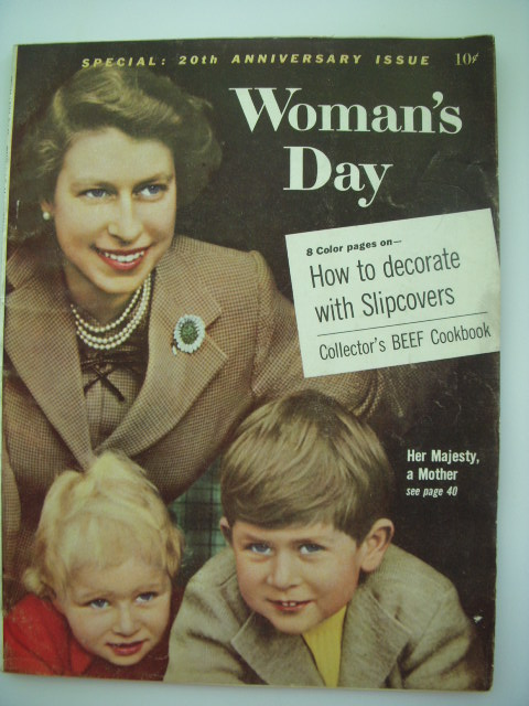 Image for Woman's Day Magazine Special 20th Anniversary Issue (October 1957)