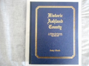 Image for HISTORIC ASHLAND COUNTY   VOL 1-2-3