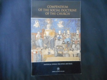 Image for COMPENDIUM OF THE SOCIAL DOCTRINE OF THE CHURCH