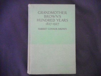 Image for GRANDMOTHER BROWN'S HUNDRED YEARS