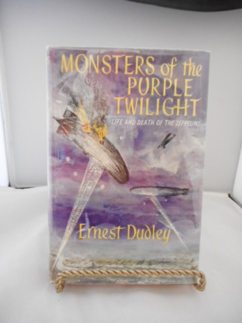 Image for  MONSTERS OF THE PURPLE TWILIGHT