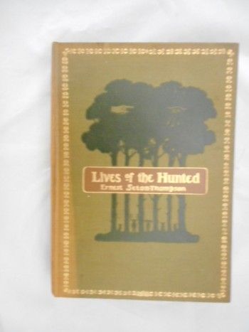 Image for LIVES OF THE HUNTED