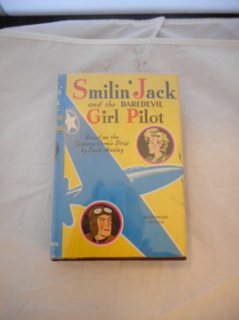 Image for SMILIN JACK AND THE DAREDEVIL GIRL PILOT