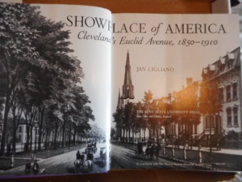 Image for SHOWPLACE OF AMERICA  CLEVELAND'S EUCLID AVENUE