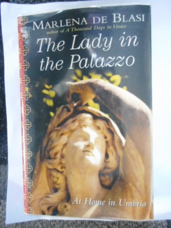 Image for THE LADY IN THE PALAZZO