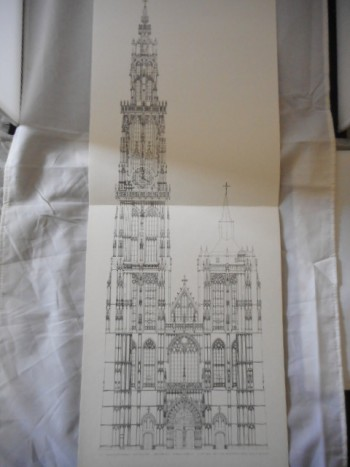 Image for THE CATHEDRAL OF OUR LADY IN ANTWERP