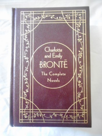 Image for CHARLOTTE AND EMILY BRONTE   THE COMPLETE NOVELS