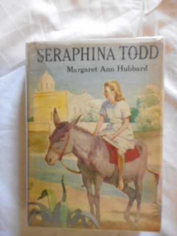 Image for SERAPHINA TODD