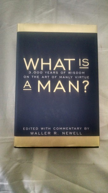 Image for WHAT IS A MAN